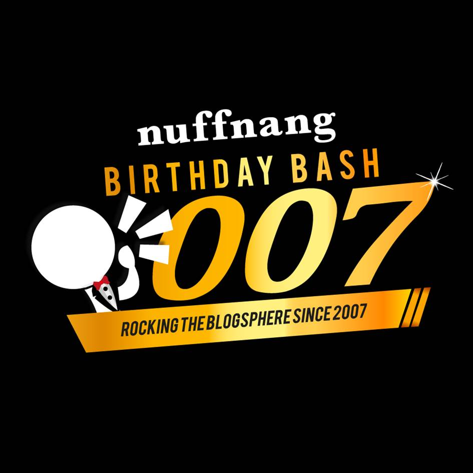 #Nuffnangis007 Logo (Yellow One)