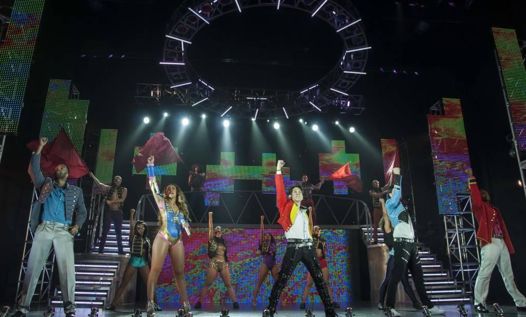 Thriller Live - Australia Cast