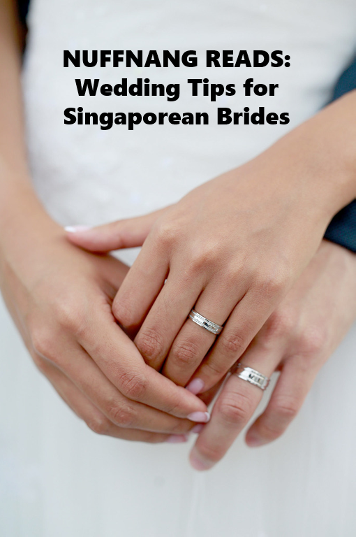 Nuffnang Reads: Wedding Tips for Singaporean Brides